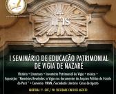 I Seminário de Educação Patrimonial